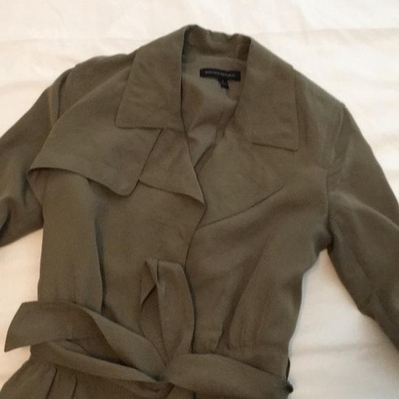 e3495ac91b9 Banana Republic Dresses   Skirts - Banana Republic Shirt Button Up Dress  Olive ...